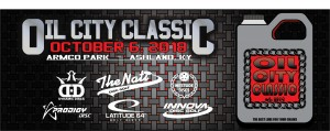 Oil City Classic presented by The Nati Disc Golf graphic