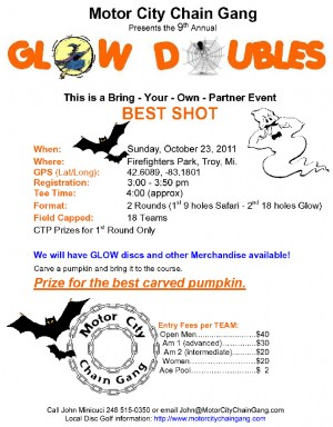 Glow Doubles 2011 graphic