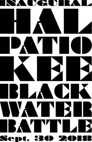 Inaugural Halpatiokee Blackwater Battle graphic