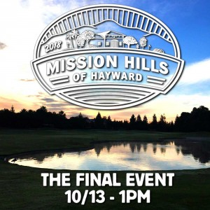 Mission Hills of Hayward Invitational #3 graphic