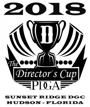 2018 PDGA Director's Cup graphic