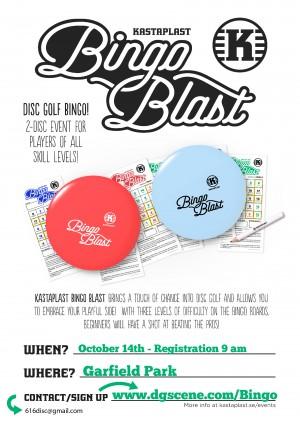 Kastaplast Bingo Blast - Garfield Park graphic