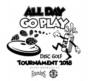 All Day / Go Play Disc Golf Tournament graphic