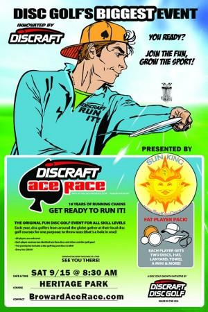 Sun King presents Broward Ace Race graphic