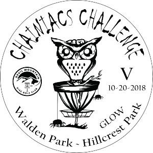 Chainiacs Challenge V graphic