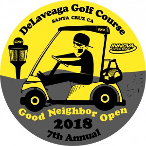 7th Annual GOOD NEIGHBOR OPEN - 2018 graphic