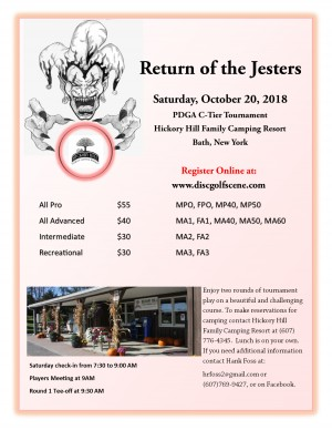 Return of the Jesters graphic
