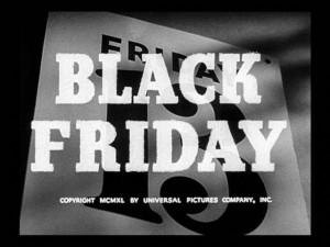Black Friday Bash graphic