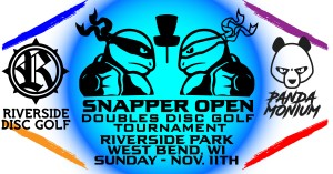 7th Annual Snapper Open Doubles Event graphic