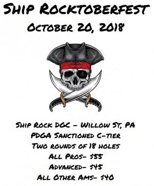 Ship Rocktoberfest graphic
