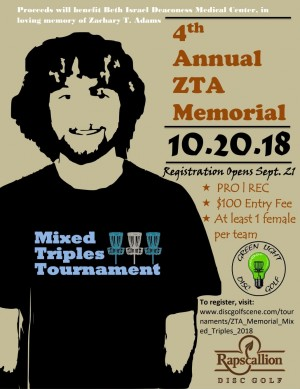 ZTA Memorial Mixed Triples graphic