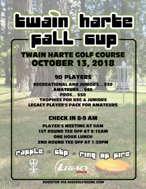 Twain Harte Fall Cup graphic
