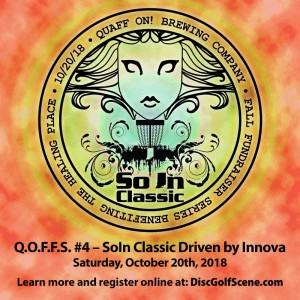 Q.O.F.F.S. #4 – SoIn Classic Driven by Innova graphic
