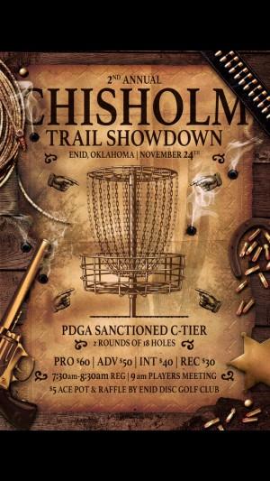 2nd Annual Chisholm Trail Showdown graphic