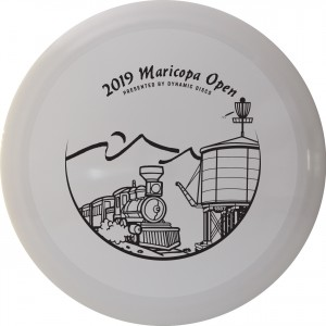 Maricopa Open presented by Dynamic Discs graphic