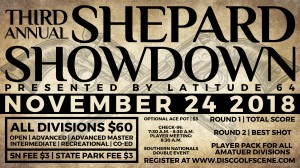 3rd Annual Shepard Showdown presented by Latitude 64 graphic