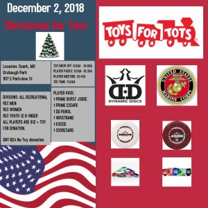 Christmas for Tots graphic