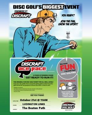 Ludington Links Ace Race graphic