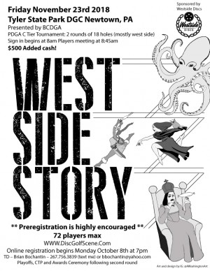 West Side Story graphic