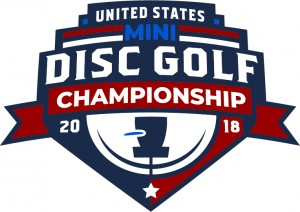 United States Mini Disc Golf Championship: Presented by MVP Disc Sports graphic