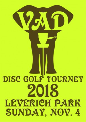 8th Annual VAD Tournament graphic