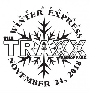 Winter Express @ The TRAXX  Sponsored by Dynamic Discs graphic
