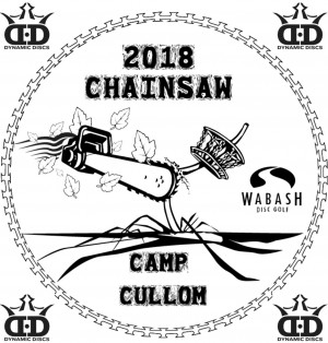 The 2018 Chainsaw at Camp Cullom graphic