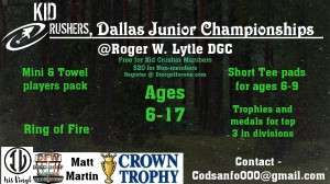 Dallas Junior Championships graphic