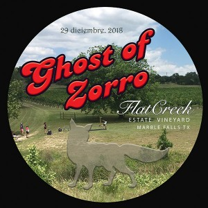 Flat Creek Zorro Safari graphic