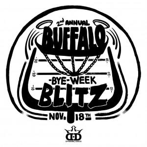 2nd Annual Buffalo Bye Week Blitz graphic