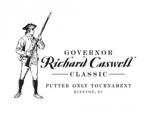 Gov. Richard Caswell Classic Putter Only Tournament graphic