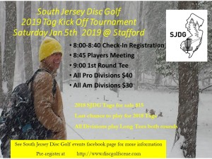 SJDG Tag Kickoff @ Stafford graphic