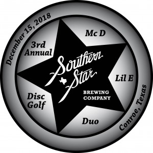 Southern Star Disc Golf Duo graphic