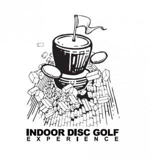 The Indoor Disc Golf Experience 2019 - 2 Person Team ACE RACE - Sponsored by Discmania graphic