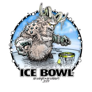 2019 IDGC Ice Bowl graphic