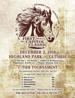 3rd Annual First Capitol Classic graphic