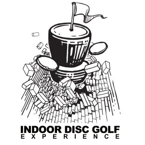Indoor Disc Golf Experience -Ace Race style- Rockford IL- Sponsored by Gateway graphic