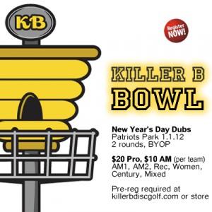 Killer B Bowl Dubs graphic