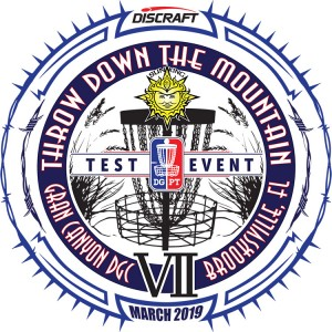 Discraft presents Sun King's Throw Down the Mountain VII (Weekend 3) graphic