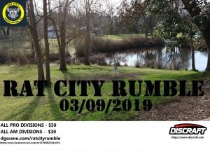 Rat City Rumble graphic