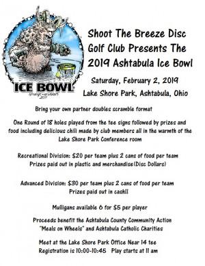 2019 Ashtabula Ice Bowl graphic