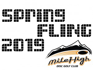 Spring Fling 2019 Sponsored by Latitude 64 and MHDGC Amateur Day graphic
