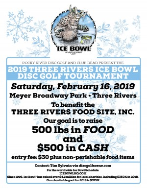 2019 Three Rivers Ice Bowl graphic