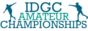 2019 IDGC Amateur Championships sponsored by Dynamic Discs graphic
