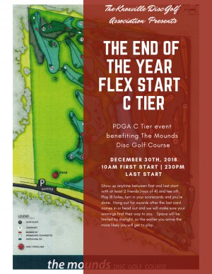 The KDGA Presents: The End of the Year Flex Start C Tier graphic