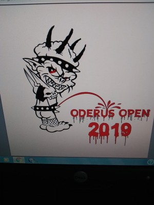 The 2019 Odorous Open Sponsored by Latitude 64 graphic