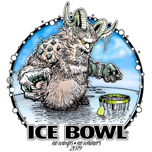 Sun King presents Super Ice Bowl Sunday  + Watch Party graphic