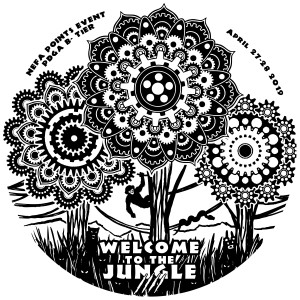 Discmania Presents Welcome to the Jungle IV - All Other Divisions graphic