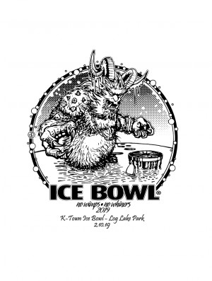 K-Town Ice Bowl graphic