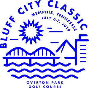 Bluff City Classic 2019 presented by Discraft graphic